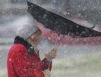 Očekuje se 60 litara kiše po metru četvornom, udari vjetra do 80km/h