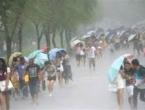 Hong Kong očekuje tajfun Nide: Otkazani letovi, škole zatvorene
