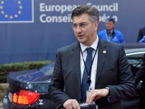 Plenković u Europskom parlamentu: Ravnopravnost triju naroda temelj je budućnosti BiH