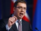 """Vučić: """"Ne želim nikoga ništa moliti"""""""