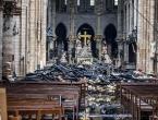 Notre-Dame prvi put bez polnoćke nakon dva stoljeća