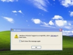 Kraj podrške za Windows XP