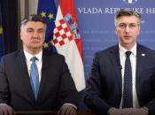 Milanović upoznao Austrijance i Slovence s neravnopravnošću Hrvata u BiH, Plenković Palmera, Schmidt