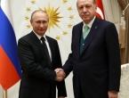 Putin i Erdogan potpisali sporazum o suradnji u Siriji