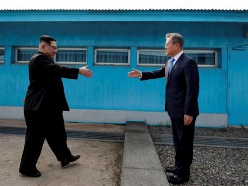 Sjeverna i Južna Koreja otvorile zajednički ured za vezu