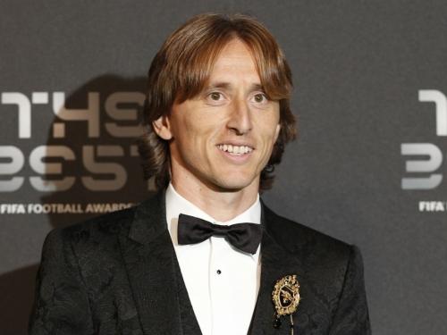 Modrić izabran za najboljeg nogometaša svijeta!