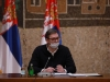 Vučić zabranio kretanje za vikend