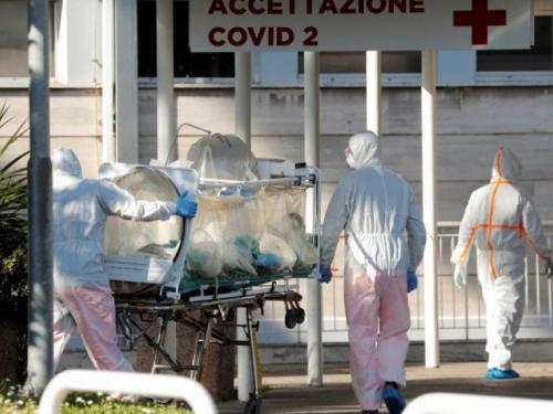 Evo kolika je prosječna starost umrlih od koronavirusa u Italiji