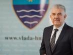 Obraćanje predsjednika Vlade HNŽ Nevenka Hercega sugrađanima