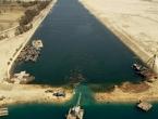 Svečano otvoren novi plovni pravac Sueskog kanala