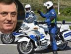 Dodik kažnjen zbog brze vožnje kod Vinkovaca, vozio 200 na sat