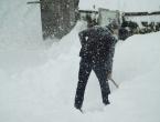 Sutra pogoršanje vremena, stiže novi snijeg