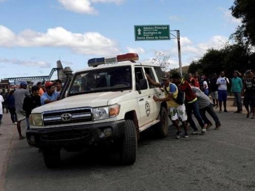Pale prve žrtve u Venezueli
