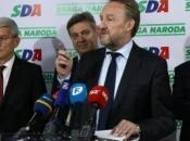SDA: ''Hrvatima nikakav entitet, nikakve izmjene Izbornog zakona''