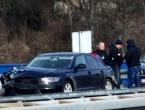 Dramatična potjera kod Rijeke, Audi bosanskohercegovačkih tablica pun migranata se zabio u ogradu