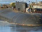 Tijekom popravke izbio požar na ruskoj nuklearnoj podmornici