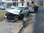 Prometna nesreća u Jablanici, četiri osobe lakše ozlijeđene