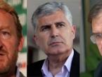 Ivanić, Izetbegović i Čović glasovima putem pošte i u odsustvu povećali prednost