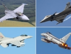 Hrvatska nabavu novih borbenih zrakoplova svela na dvije ponude, ali i odgodila zbog potresa