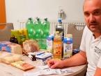 Evo koliko je hrane i pića u Njemačkoj Damir kupio za stotinjak eura