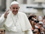 Papa Franjo propovijedao oprost pred 150.000 katolika
