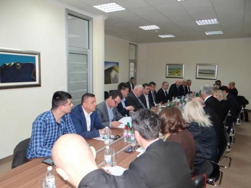 Održana konstituirajuća sjednica Predsjedništva Hrvatskog narodnog sabora