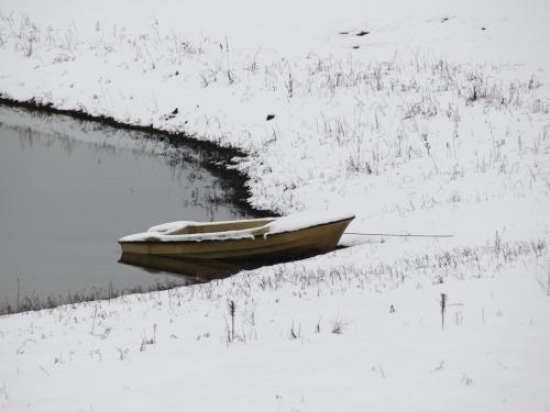 FOTO: Zima na Ramskom jezeru