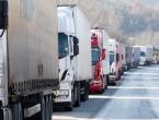 Postignut dogovor s Hrvatskom: Kamioni mogu normalno prelaziti granicu