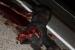 Borova glava: Vozilo skoro potpuno uništeno nakon udara u divljega konja!