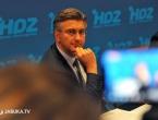 """Plenković komentirao """"srednji prst"""": Pravi problem je Škoro"""
