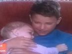 Jedanaestogodišnjak spasio sestricu iz gorućeg automobila