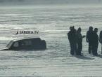 Automobil završio u Blidinjskom jezeru