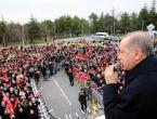Erdogan se još nije najavio za dolazak u Sarajevo