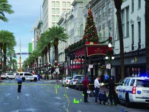 U pucnjavi u New Orleansu ranjeno 11 osoba