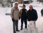 HSP Rame priskočio u pomoć mještanima Hudutskog