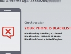 Na ovoj web stranici možete provjeriti kupujete li ukradeni mobitel
