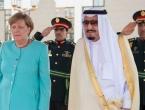 """Merkel """"gologlava"""" stigla u Saudijsku Arabiju"""