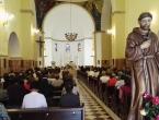 Započela devetnica sv. Nikoli Taveliću – otvorena samostanska knjižnica i izložba