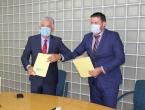 HNŽ prva županija u FBiH koja je potpisala protokol o suradnji s Razvojnom bankom FBiH