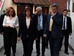 Reakcije nakon sastanka: Međunarodna zajednica neće nametati rješenja