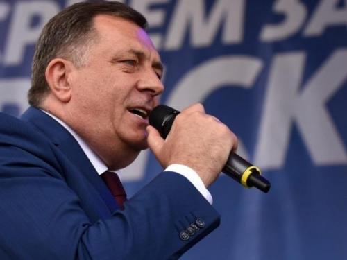 Dodik u Hrvatskoj održao državnički sastanak s izraelskim ministrom