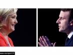 Francuska: U drugi krug idu Emmanuel Macron i Marine Le Pen