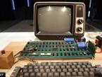 Prodano prvo Apple računalo