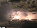 Snimljena mega-oluja koja izgleda kao smak svijeta