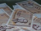 Prosječna plaća u ožujku u BiH iznosila 843 KM