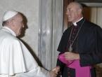 Papa Franjo imenova Giorgia Linguu za novog apostolskog nuncija u Hrvatskoj