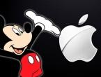 Apple kupuje Disney