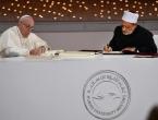 Tekst Povelje koju su potpisali šejh Al-Azhara i papa Franjo