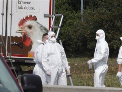 Izbjeglice u napuštenom kamionu ugušile su se vrlo brzo