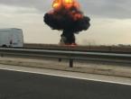 Nova nesreća u Španjolskoj, pao još jedan borbeni zrakoplov